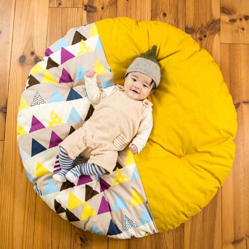 せんべい座布団 赤ちゃん 口コミ