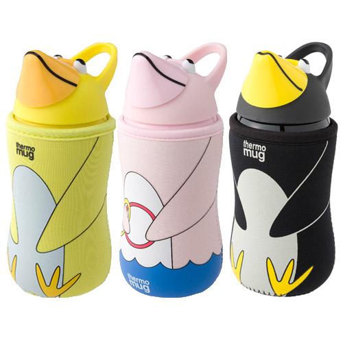 【thermo mug(サーモマグ)】アニマルボトル