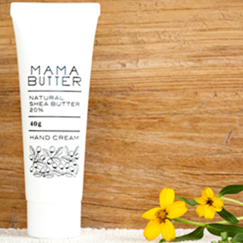 【MAMA BUTTER】ハンドクリーム