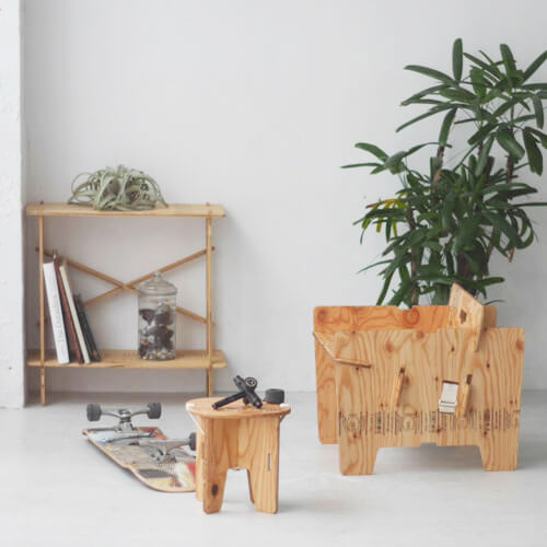PANEL FURNITURE シリーズ YOKA