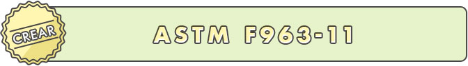 ASTM F963-11
